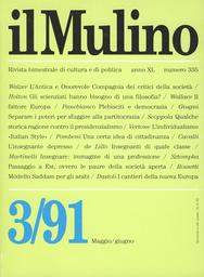 Copertina del fascicolo dell'articolo Plebisciti e democrazia