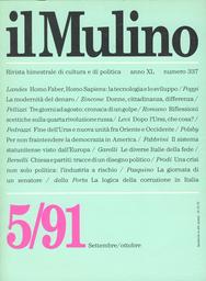 Copertina del fascicolo dell'articolo Tre giorni ad agosto. Cronaca di un golpe