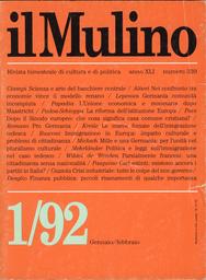 Copertina del fascicolo dell'articolo Pro Germania