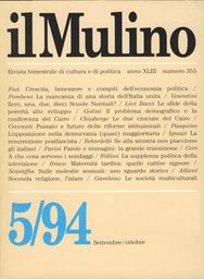 Copertina del fascicolo dell'articolo Riforme istituzionali: passato e futuro