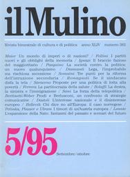 Copertina del fascicolo dell'articolo I timori di un'Austria europea