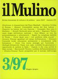Copertina del fascicolo dell'articolo Un'idea dell'Europa