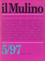 Copertina del fascicolo dell'articolo Doppio misto. Le coppie interetniche in Italia