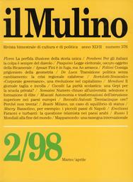 Copertina del fascicolo dell'articolo Autonomia e trasformazioni dell'istruzione superiore nei paesi europei