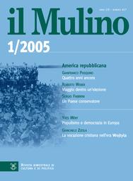 Copertina del fascicolo dell'articolo Fascismo, antifascismo, scontro di civiltà