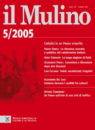 Copertina del fascicolo dell'articolo Comunione e liberazione dopo don Giussani