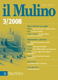 Copertina del fascicolo dell'articolo Il futuro dell'Europa