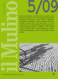 Copertina del fascicolo dell'articolo Il mito dell'espansione leghista