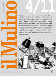 Copertina del fascicolo dell'articolo Milano, Italia: segnali dal Nord