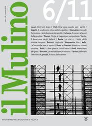 Copertina del fascicolo dell'articolo La socialdemocrazia assente