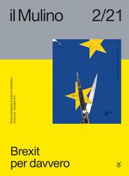 Copertina della rivista il Mulino, April-June 2021
