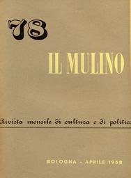 Copertina del fascicolo dell'articolo La psicosomatica fra la scienza e la teologia