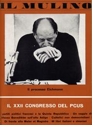 Copertina del fascicolo dell'articolo I partiti politici francesi e la Quinta Repubblica