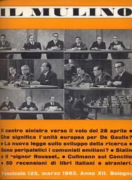 Copertina del fascicolo dell'articolo Le impressioni di un osservatore al Concilio