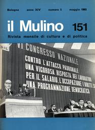 Copertina del fascicolo dell'articolo Dal parlamentarismo all'autoritarismo