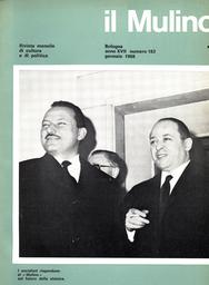Copertina del fascicolo dell'articolo Marcuse all'Università