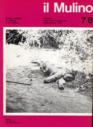 Copertina del fascicolo dell'articolo Il piccone progettatore