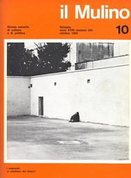 Copertina del fascicolo dell'articolo Spazio e politica di prestigio