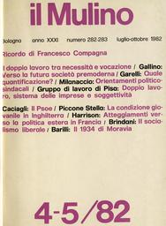 Copertina del fascicolo dell'articolo Gli orientamenti politico-sindacali dei bioccupati